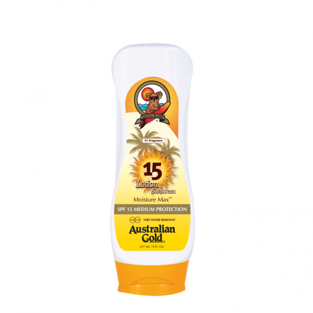 AUSTRALIAN GOLD SUNCREAM LOTION SPF 15