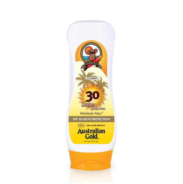 AUSTRALIAN GOLD SUNCREAM LOTION SPF 30