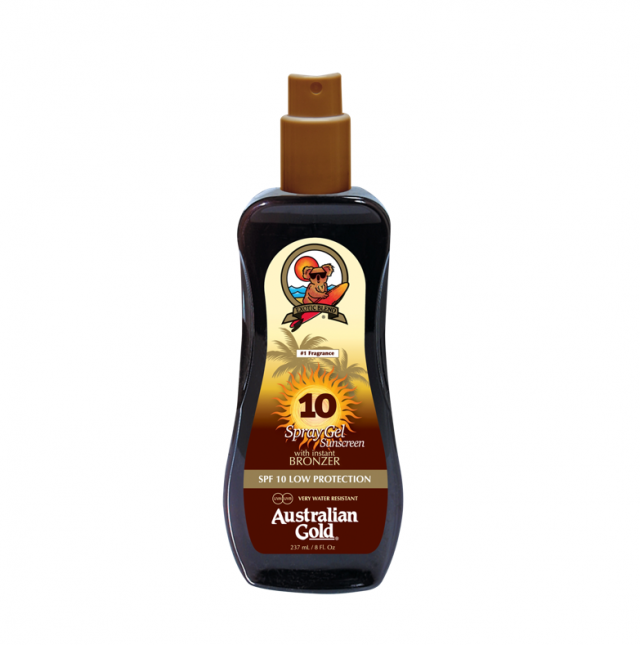 AUSTRALIAN GOLD SUNCREAM SPF 10 B