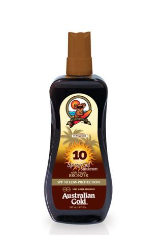 AUSTRALIAN GOLD SUNCREAM SPF 10 B