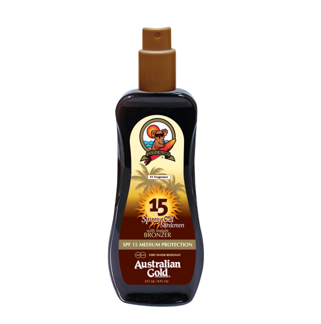 AUSTRALIAN GOLD SUNCREAM SPF 15 B