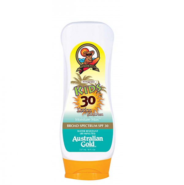 AUSTRALIAN GOLD SUNCREAM LOTION SPF 50 KIDS