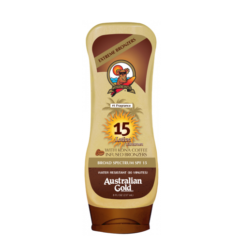 AUSTRALIAN GOLD SUNCREAM LOTION SPF 15 B