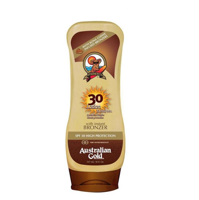 AUSTRALIAN GOLD SUNCREAM LOTION SPF 30 B