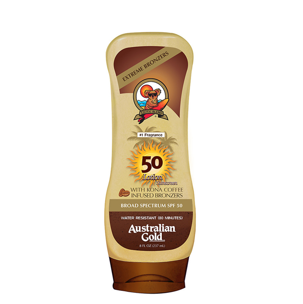AUSTRALIAN GOLD SUNCREAM LOTION SPF 50 B