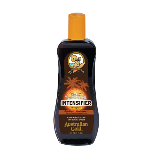 Australian Gold Dark Tanning Oil Intensifier