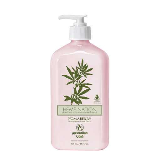 Australian Gold Hemp Nation Pomaberry Tan Extender