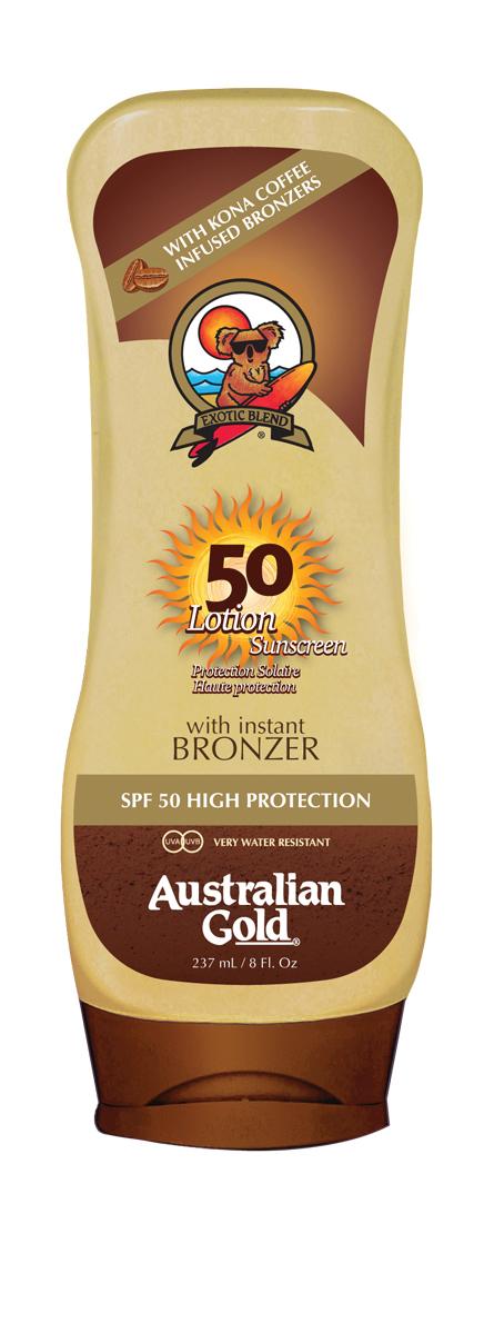 SPF 50 Bronzer Cream