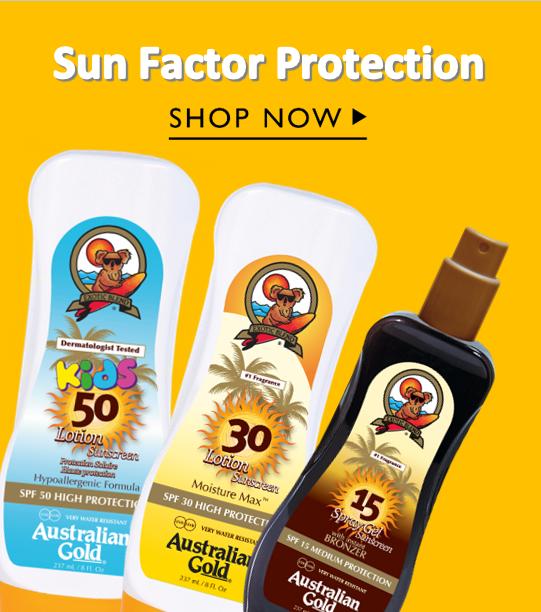 Australian Gold Sun Cream