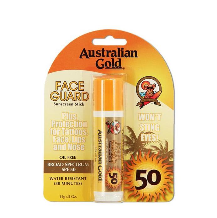AUSTRALIAN GOLD SUNCREAM FACEGUARD SPF 50